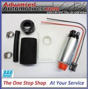 WALBRO UPRATED 255LPH FUEL PUMP KIT FOR BMW 325i E30 ITP048 GSS340